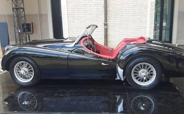 Sold Triumph TR3 A La Dolce Vita - used cars for sale