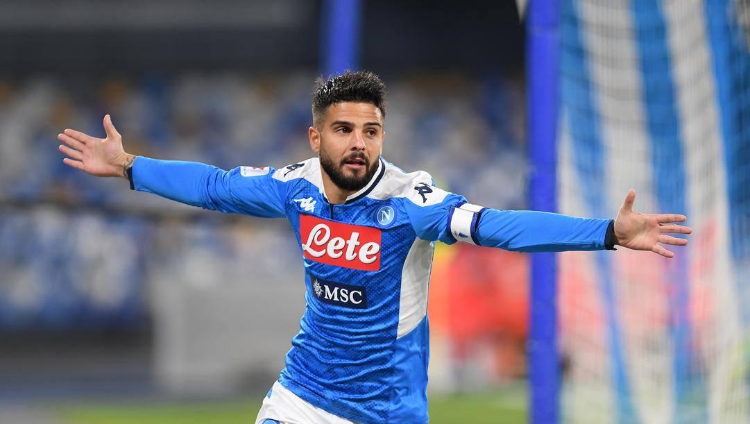 Lorenzo Insigne, 28 anni. Getty Images