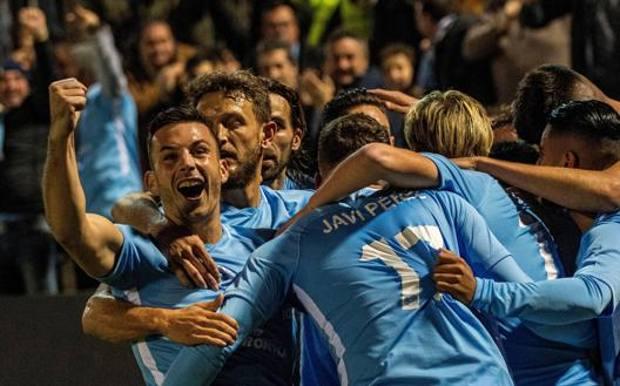 Ibiza kiutasítása az előny célja után.  EPA