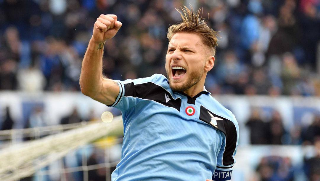 Ciro Immobile. Getty Images