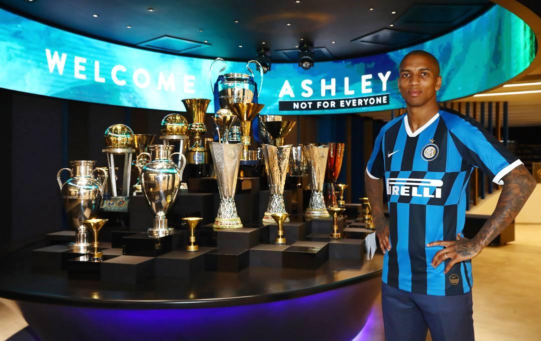 Ashley Young, 34 anni, nuovo esterno dell'Inter. Getty