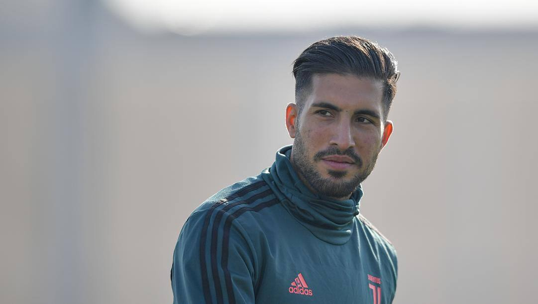 Emre Can, 26 anni. Getty Images