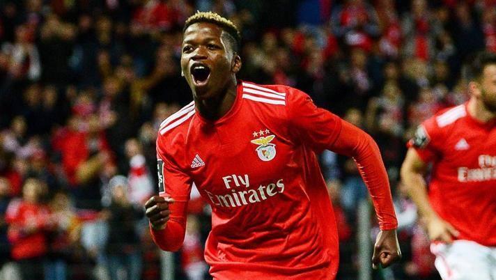 Florentino Luis, 20 anni, centrocampista del Benfica. Epa