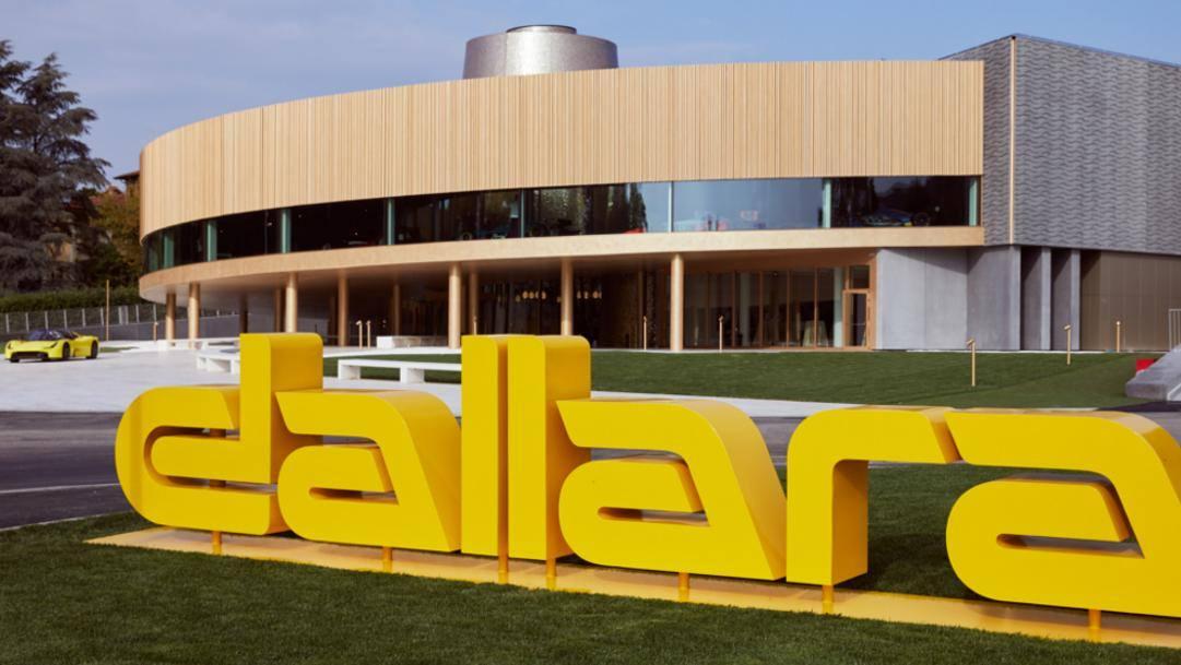 La sede della Dallara a Varano, nei pressi di Parma