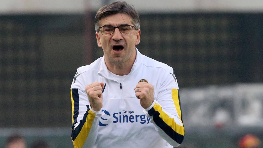 Ivan Juric, 44 anni. LaPresse