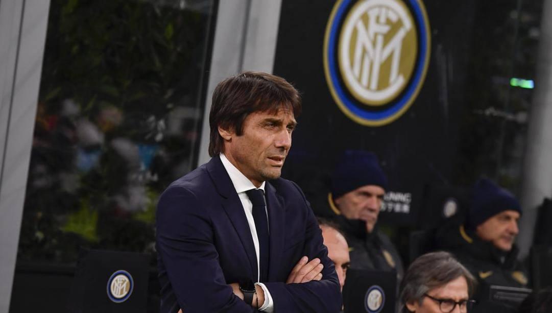 Antonio Conte, 50 anni. LaPresse