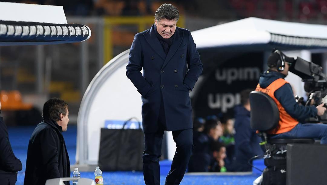 Walter Mazzarri, 58 anni, è l'allenatore del Torino dal 4 gennaio 2018. GETTY IMAGES