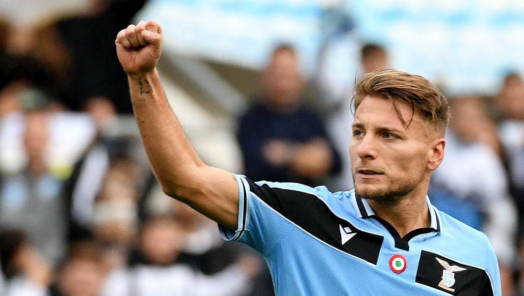 Ciro Immobile, 25 gol in campionato