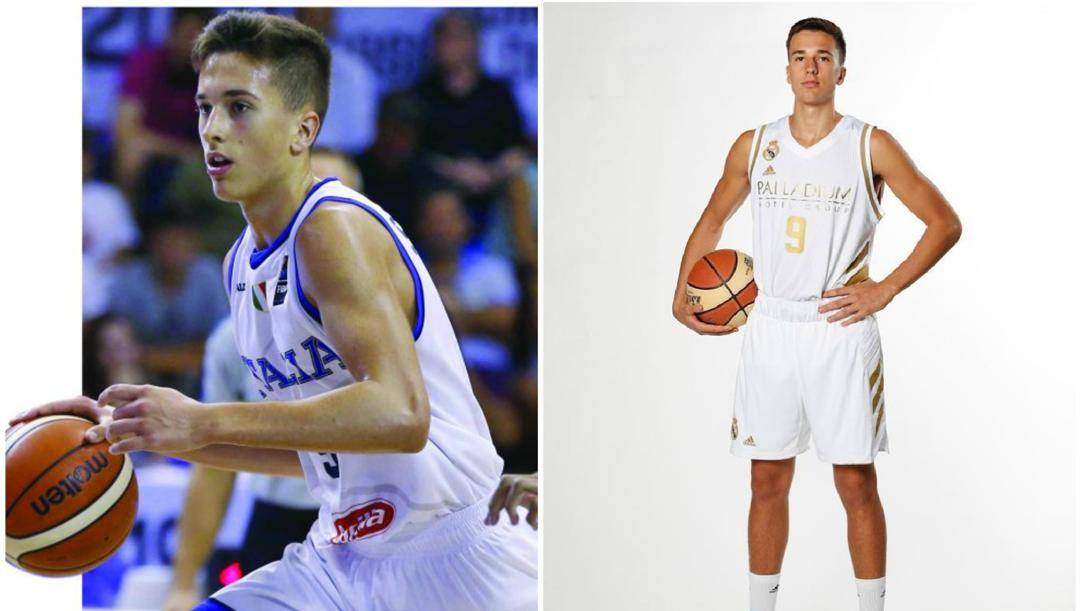 Matteo Spagnolo, 17 anni.