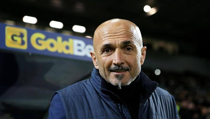 Luciano Spalletti, 60 anni. Ansa