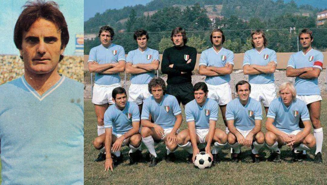 La Lazio del 1974