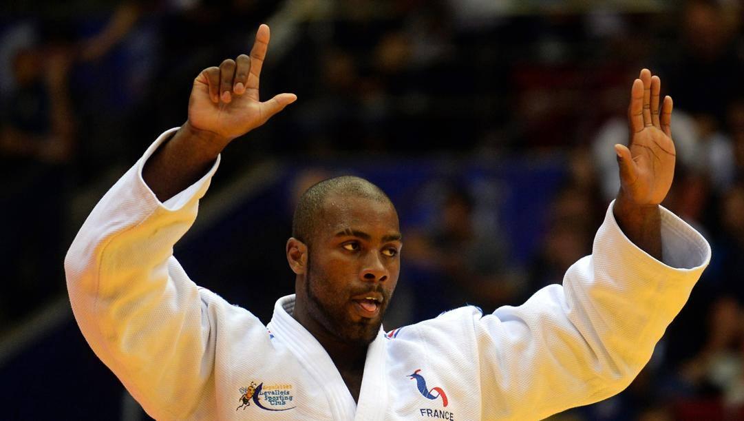 Teddy Riner, 2 volte campione olimpico e 10 volte campione mondiale