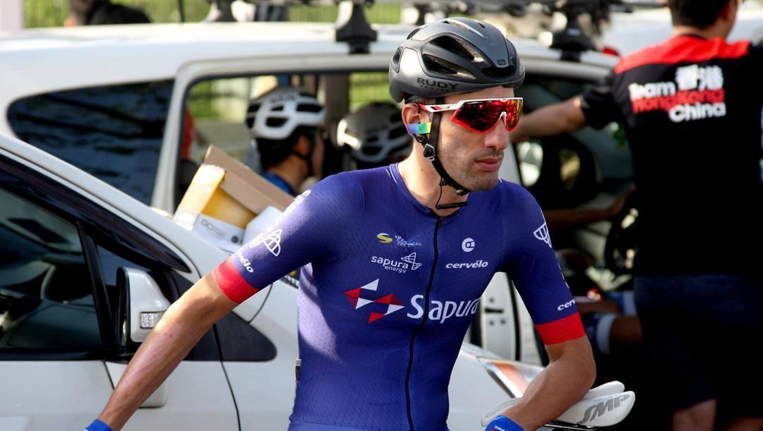 Danilo Celano, 30 anni. Bettini
