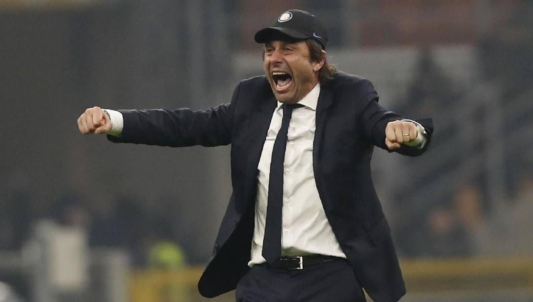 Antonio Conte, 50 anni. (Ap)