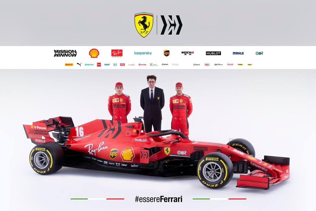 Si chiama SF1000 ed è la nuova Ferrari per il Mondiale 2020 di Formula 1. Al teatro Romolo Valli di Reggio Emilia è stata svelata. E' la 66ª vettura di Maranello per il Mondiale e con lei Charles Leclerc e Sebastian Vettel daranno l'assalto al titolo che manca da Maranello dal 2007 con Kimi Raikkonen.