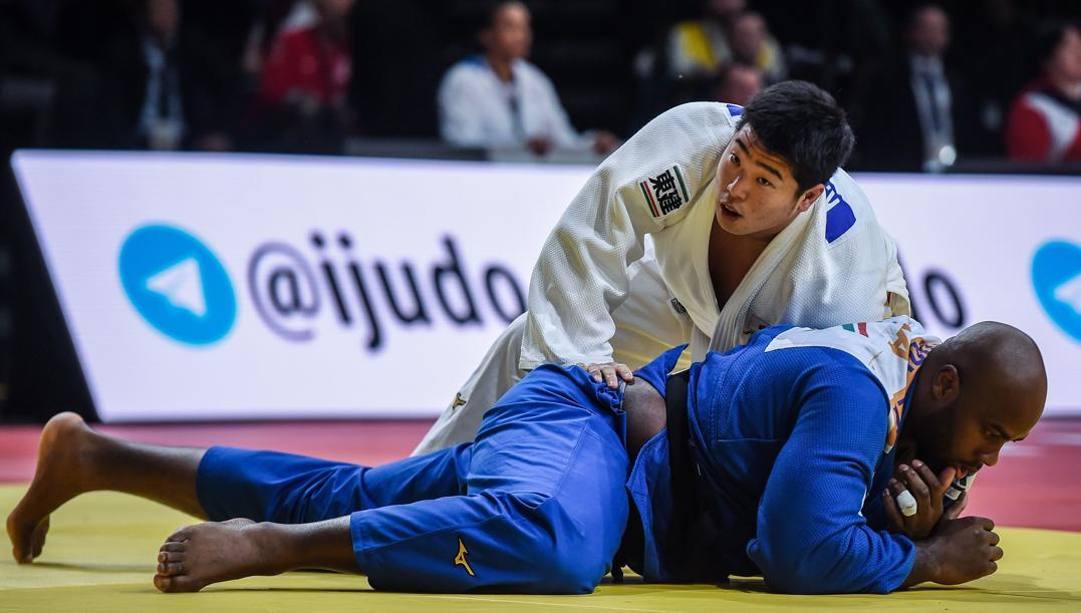 Kokoro Kageura a fine match. Afp