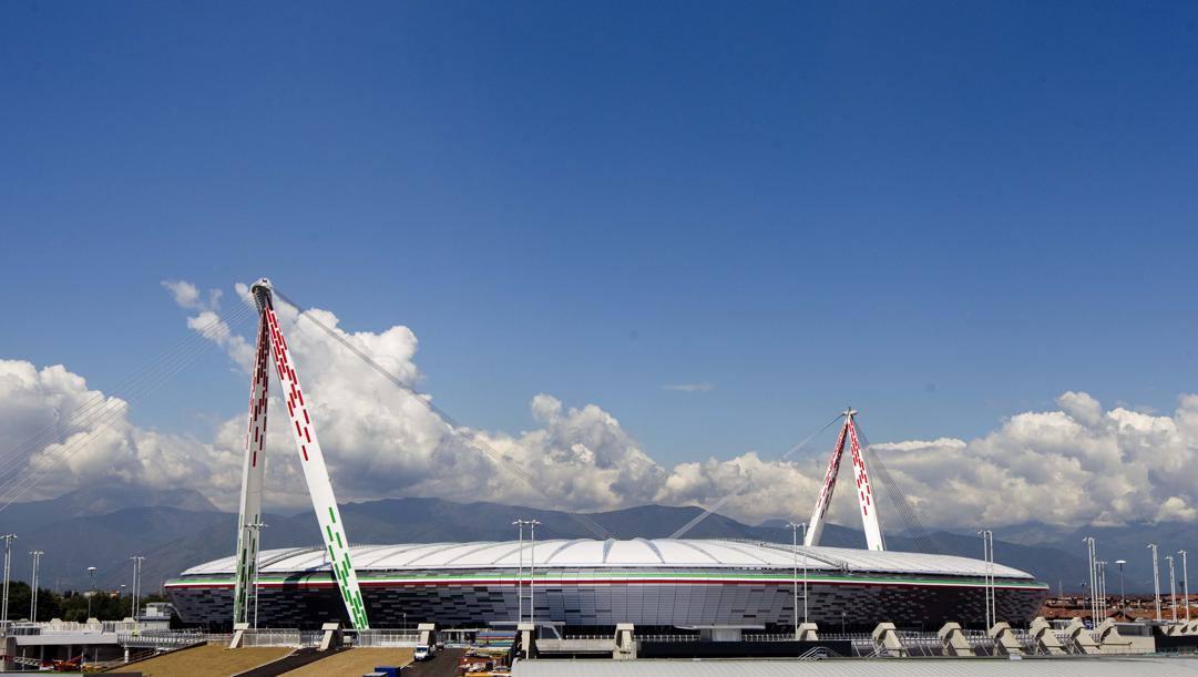 L'Allianz Stadium a Torino. Afp