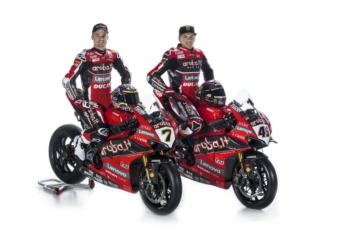 Superbike, ecco la nuova Ducati per il Mondiale 2020: Chaz Davies e Scott Redding i piloti ufficiali