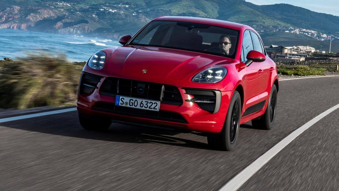 Il listino della Porsche Macan Gts parte da 80.916 euro