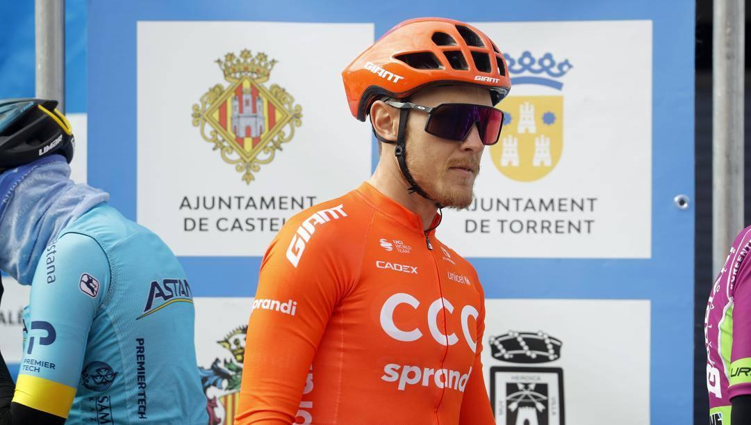 Matteo Trentin, 30 anni. Bettini