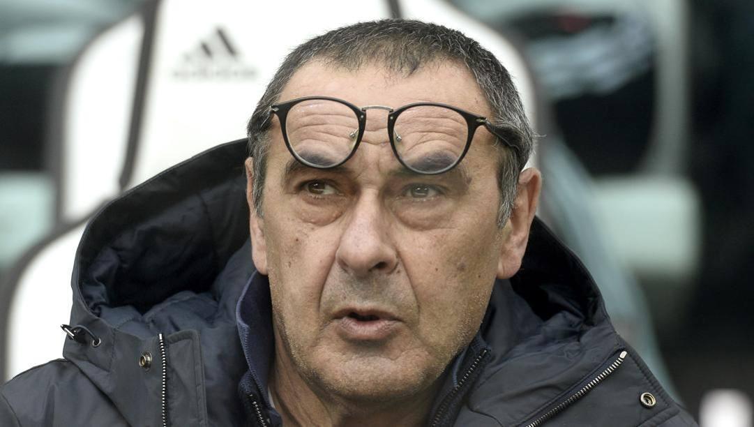 Maurizio Sarri, 61 anni