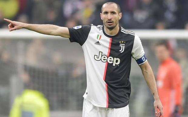 Giorgio Chiellini, 35 anni. Getty Images