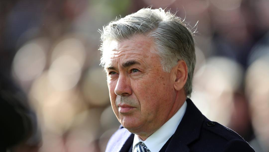 Carlo Ancelotti, 60 anni. Getty Images