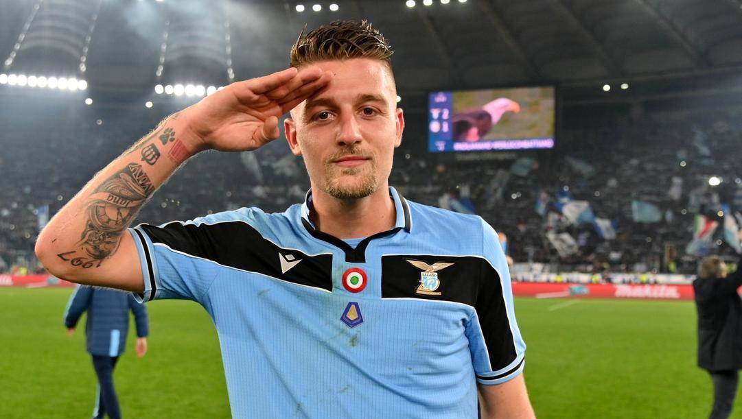 Milinkovic-Savic, 24 anni. Getty