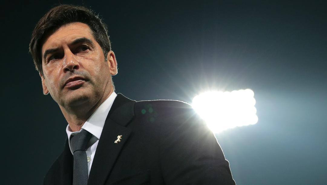 Paulo Fonseca. Getty Images
