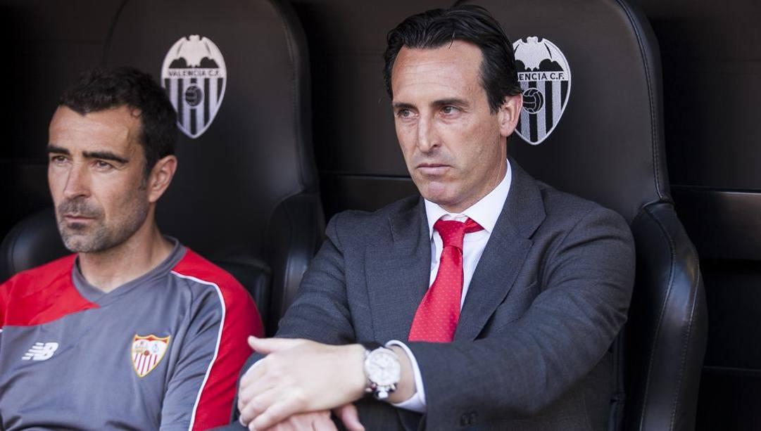 Unai Emery ha iniziato la sua escalation da tecnico al Valencia