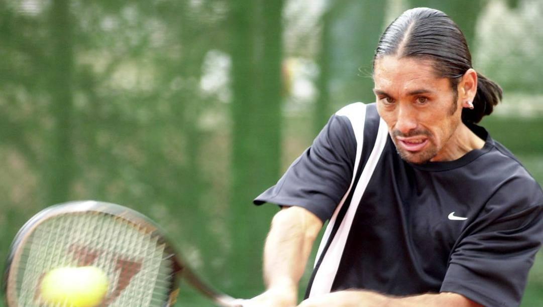Marcelo Rios è nato nel 1975. Ap