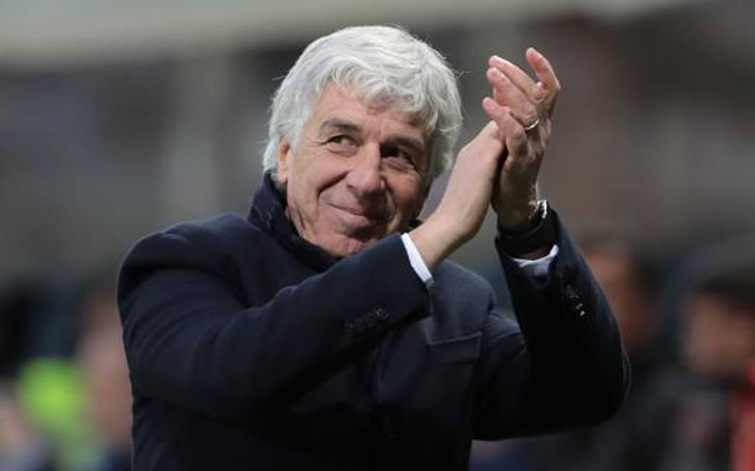 Gian Piero Gasperini (62 anni), quarta stagione a Bergamo. Getty