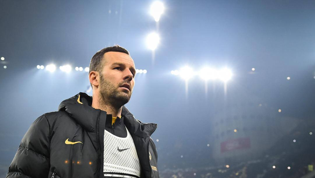 Samir Handanovic, 35 anni. Lapresse