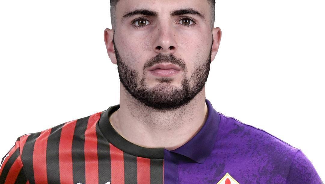 Patrick Cutrone, 22 anni, in Serie A ha giocato 63 partite con il Milan (13 gol) e 5 con la Fiorentina