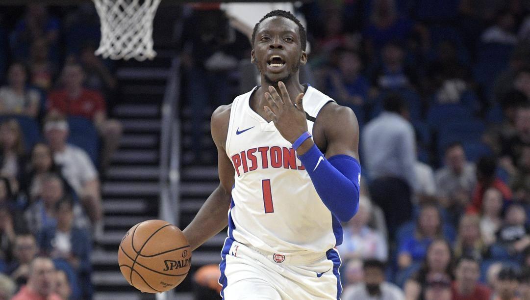 Reggie Jackson, 29 anni: ha firmato coi Clippers dopo un buyout coi Pistons. LaPresse