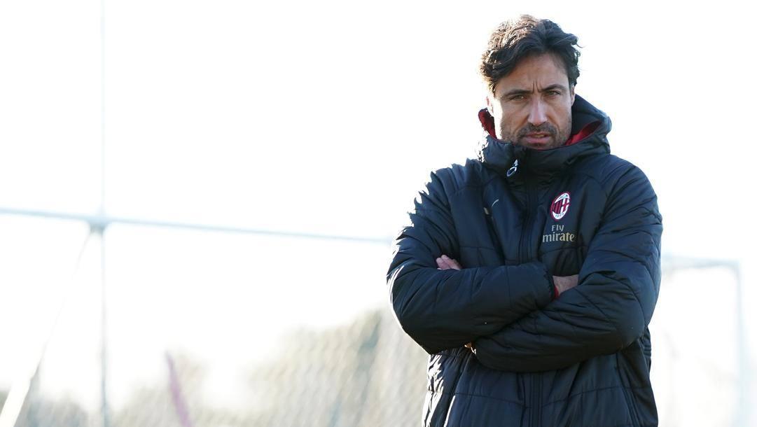 Federico Giunti, 48 anni. Lapresse