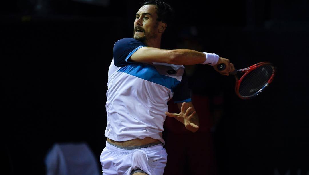 Gianluca Mager. Afp