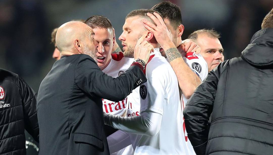 Ante Rebic. (Getty Images)