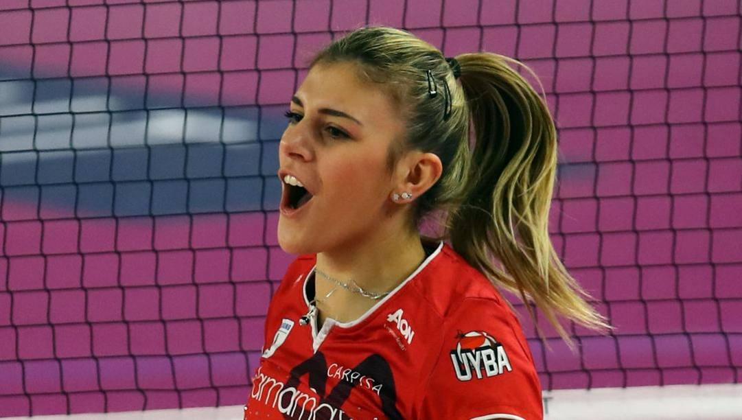 Alessia Orro, 21 anni. Rubin