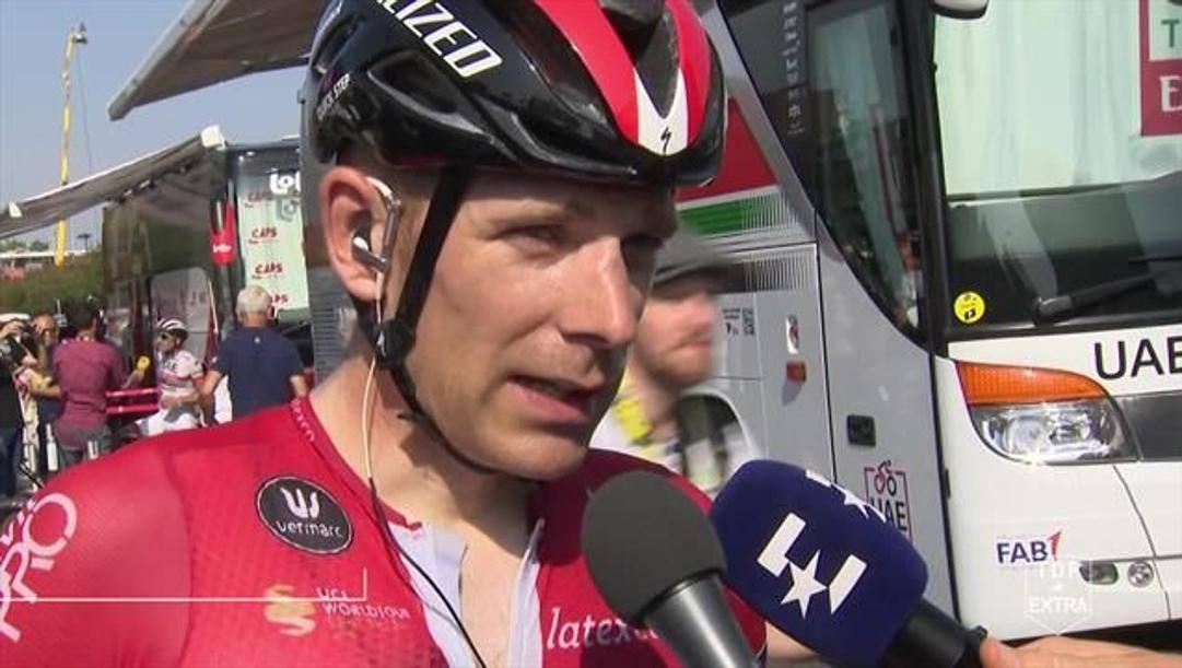 Michael Morkov, 34 anni. Eurosport.it