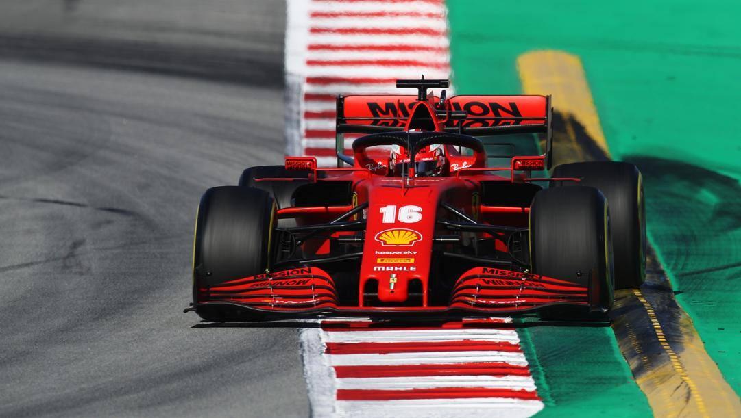 Ferrari. Getty