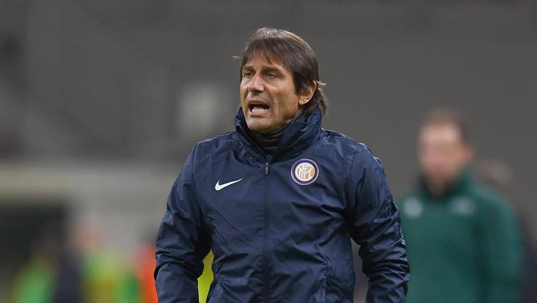 Antonio Conte, 50 anni. Getty