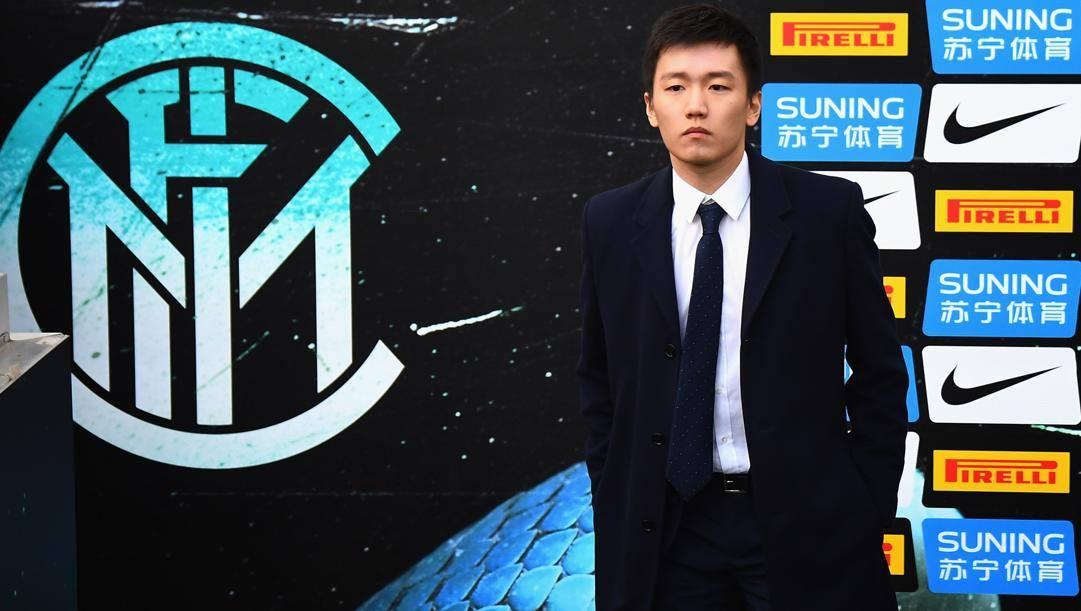 Steven Zhang, presidente da ottobre 2018. GETTY