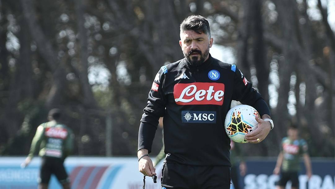 Gennaro Gattuso. Getty