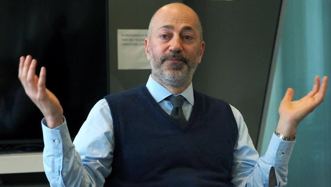 Ivan Gazidis, a.d. Milan. Bozzani