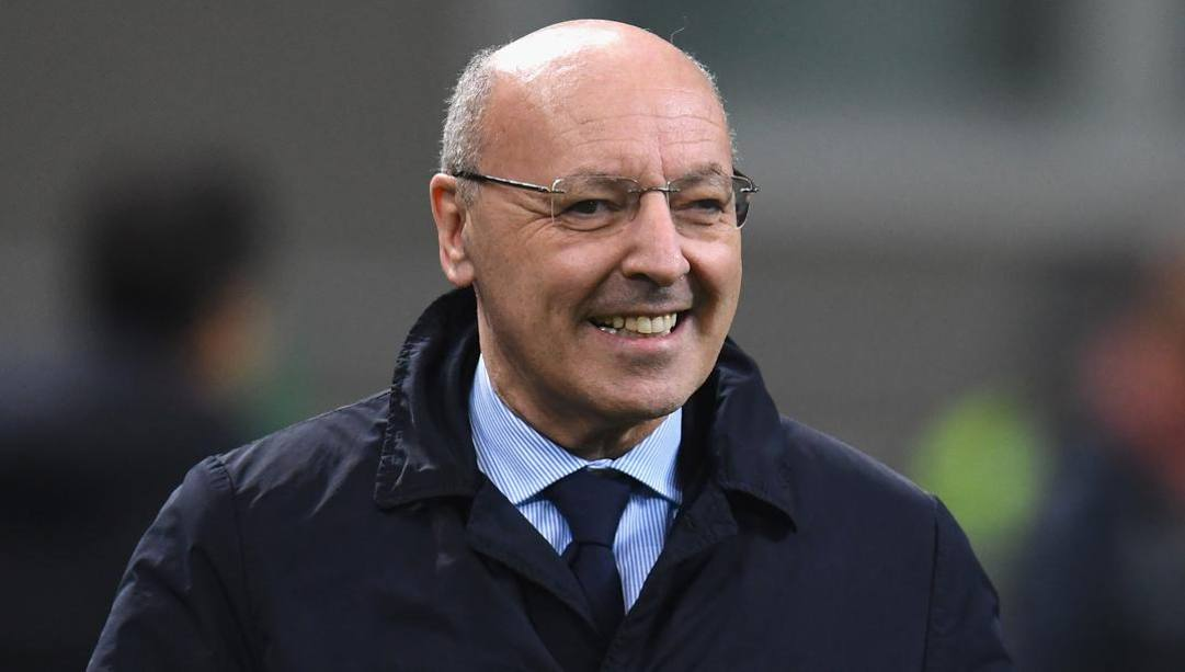 Beppe Marotta, d.d. Inter. Getty