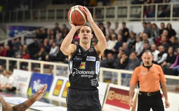 Aaron Craft, play di Trento CIAMILLO