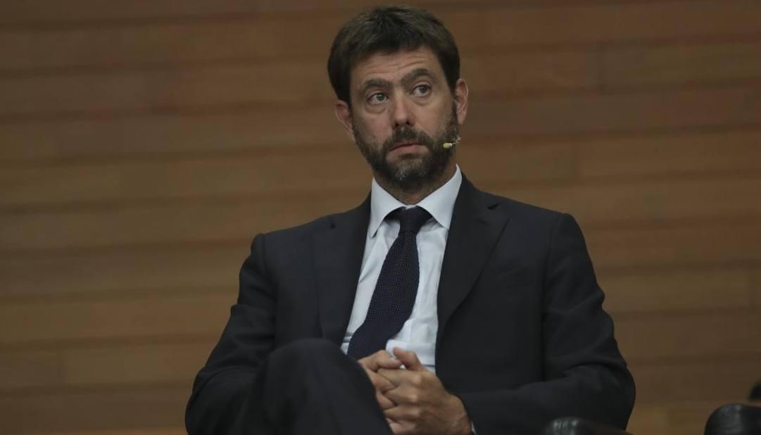 Andrea Agnelli. Imagoeconomica