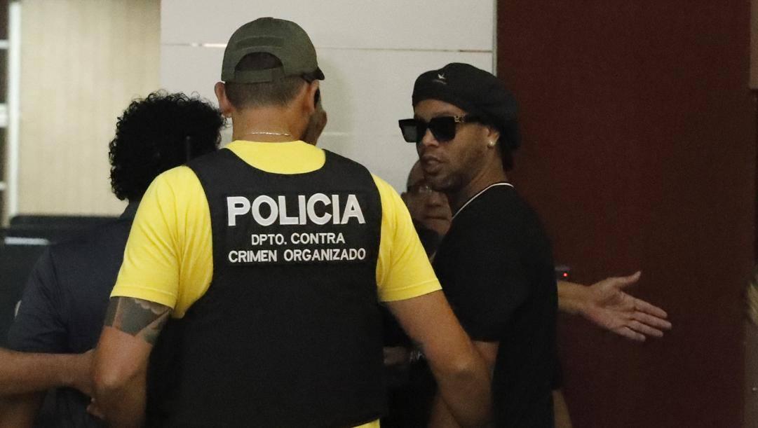 Ronaldinho. Lapresse