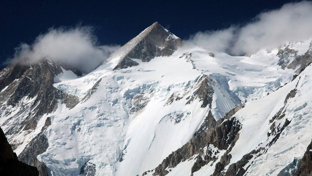 Il Gasherbrum, montagna del Karakorum